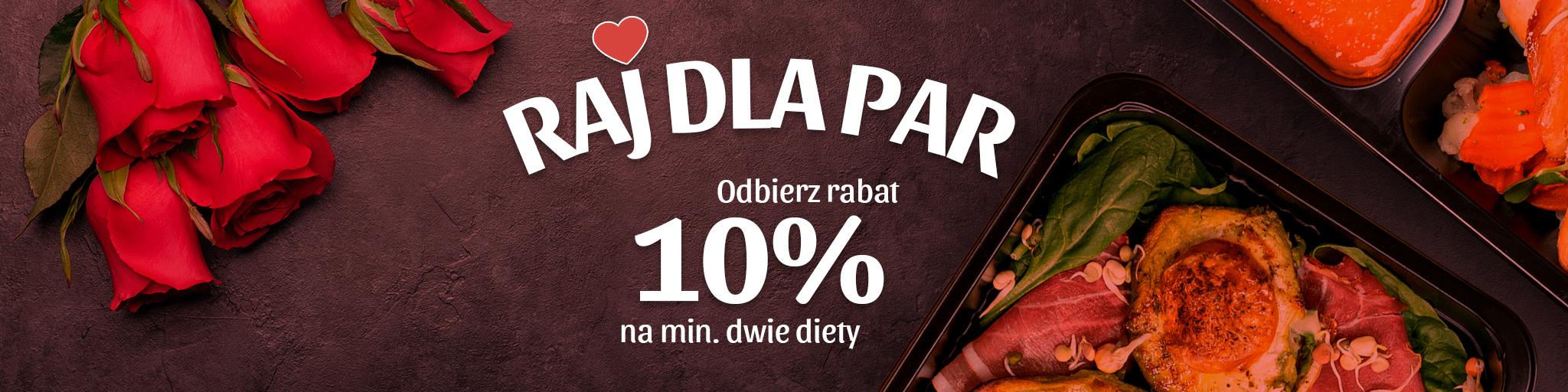 Promocja catering dietetyczny Pomidor&Rukola Tuchola